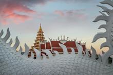 Wat Huay Pla Kang Temple (Big ...