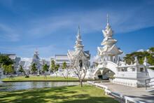 Wat Rong Khun (White Temple), ...