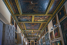 Spain, Seville, Portrait Room ...