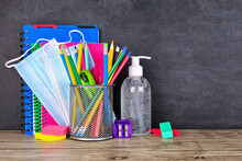 School Supplies And COVID 19 P...