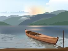 Wherry Boats On Illustration G...