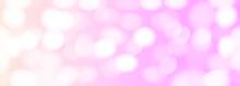 Bokeh. Abstract Blurry Spots O...