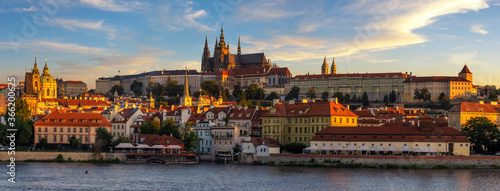 Foto Prague, Hradcany, Hill with the Royal Castle