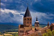Entrée De L'Abbaye De Cluny, ...