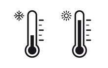Temperature Symbol Set .Three ...