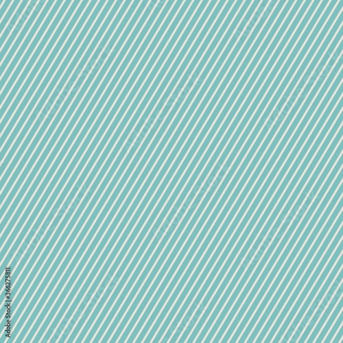blue diagonal straight stripe seamless pattern, repeated background, wallpaper, Canvas Print