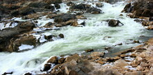 The Rapids Of Great Falls On T...
