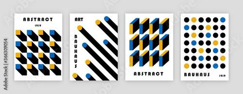 Photo Bauhaus poster design