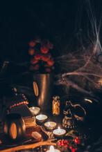 A Ritual Halloween Witchcraft ...