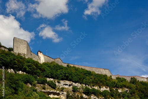 Cuadros en Lienzo La citadelle de Besançon