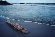 Waiao Coast Landscape From Waiao Beach In Toucheng Township, Yilan, Taiwan.