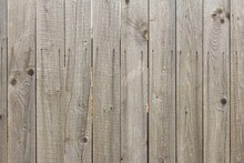 Wooden Background In Natural G...