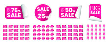 High Quality Sale Tags Vector ...