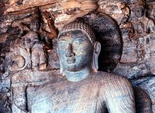 Buddha Statue. Buddha's Face I...