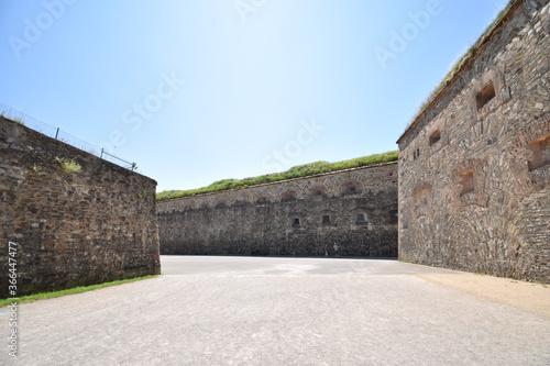 Fotografie, Obraz Festung Ehrenbreitstein