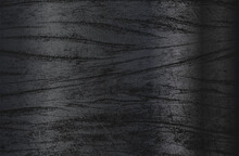 Distressed Overlay Wooden Plank Texture, Luxury Black Metal Gradient Background.