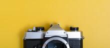 Low-tech: A Vintage SLR Camera...