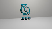 3D Graphical Image Of OWL Vert...