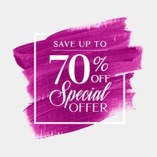 Sale Special Offer Up To 70% O...