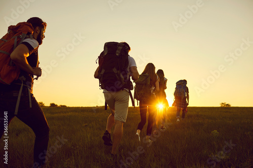 Hike Fototapet