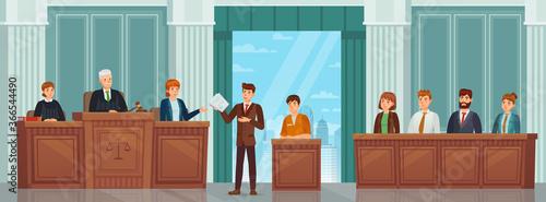 Fotografija Judicial process