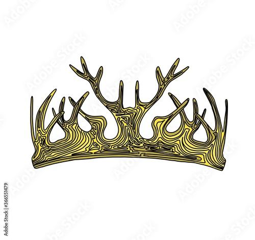 Photo Deer crown