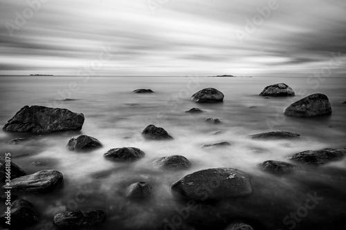 Valokuvatapetti Mar de Rochas