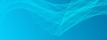 Light Blue Translucent Fabric ...