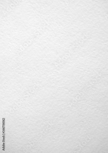 Watercolor white paper vector texture Fototapeta
