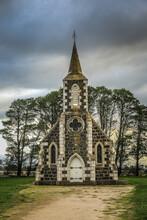 The Historic St John's Uniting Church (built 1874) In Streatham, Victoria, Australia.