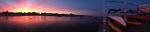 Sunset On Harbor