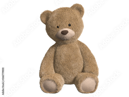 image of  toy bear white background #366779800