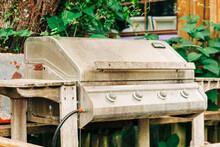 Propane Gas Barbecue Grill