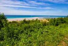 Elberta Beach Overlook, Michigan
