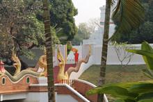 TEMPLE WAT PHRA KAEW DON TAO DE LAMPANG - THAILANDE