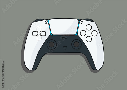 Next generation game controller, the best quality in the world Poster Mural XXL