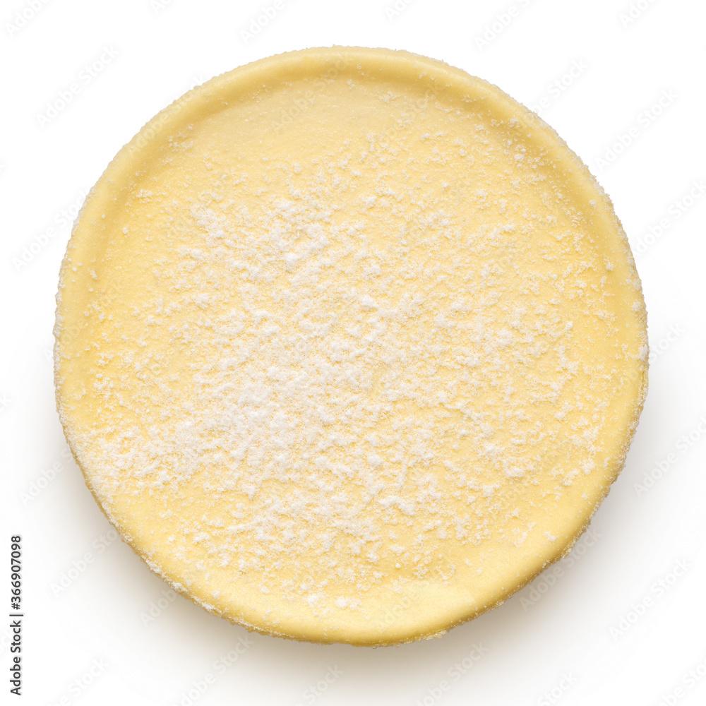 Fototapeta Plain cheesecake