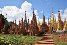These Wonderful Pagodas Are Fo...