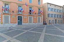 Hotel De Ville In Saint Tropez...