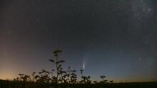 Belarus. 18 July 2020. Comet N...