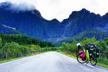 LOFOTEN, NORWAY - SEPTEMBER 10...