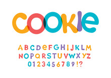 Color Font For Bright Packagin...