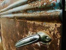 Bedford Truck Door