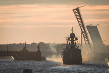View Of Russian Navy, Modern R...