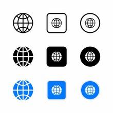 Website Button Icon : Digital ...