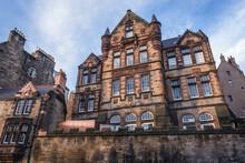 Facade Of Istoric Castle Hill ...