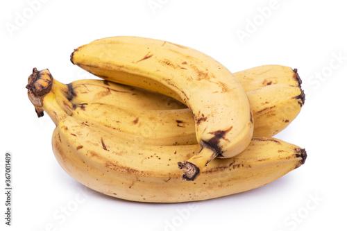 Fotografie, Tablou Ripe yellow bananas fruits