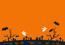 Vector Illustration For Hallow...