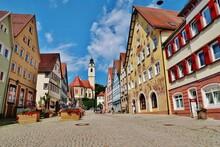 Horb Am Neckar, Marktplatz, Ra...