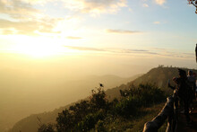 Beautiful Sunrise At Phu Rua N...